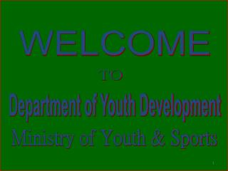 Ministry of Youth & Sports