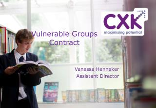 Vulnerable Groups Contract