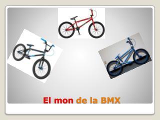 El mon  de la BMX
