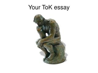 Your ToK essay