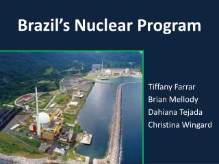 Brazil's Nuclear Program