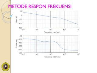 METODE RESPON FREKUENSI