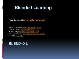 Blend-XL
