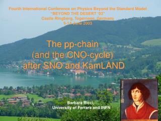 The pp-chain  (and the CNO-cycle)  after SNO and KamLAND