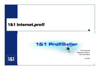 1&1 Internet. profi