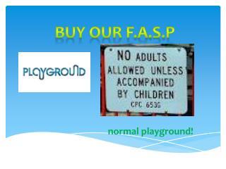 normal  playground!