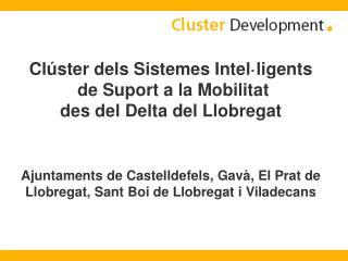 Antecedents:  El Pla d'Innovació del Delta del Llobregat
