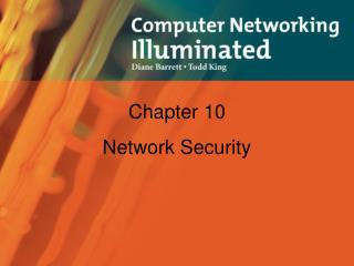 Chapter 10 Network Security