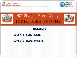 HCT Sharjah Men's College