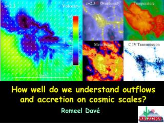 How well do we understand outflows and accretion on cosmic scales?