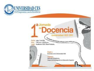 Alternativas didácticas para la formación en ciencias básicas de odontología