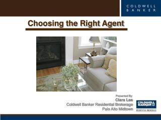 Choosing the Right Agent