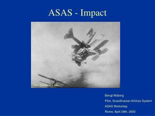 ASAS - Impact