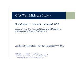 CFA West Michigan Society
