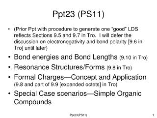 Ppt23 (PS11)
