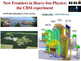 New Frontiers in Heavy-Ion Physics: the CBM experiment