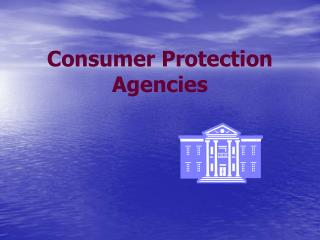 Consumer Protection Agencies
