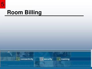 Room Billing