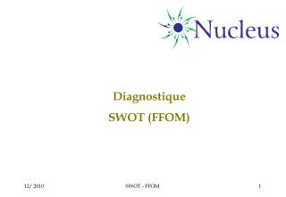 Diagnostique  SWOT (FFOM)