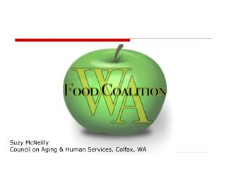Suzy McNeilly Council on Aging & Human Services, Colfax, WA