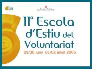 Objectius de l�EEV 2006