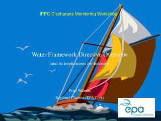 IPPC Discharges Monitoring Workshop