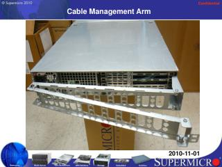 Cable Management Arm