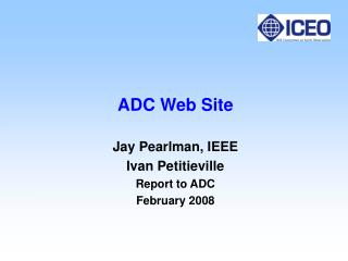 ADC Web Site
