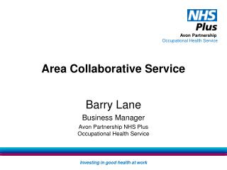 Area Collaborative Service