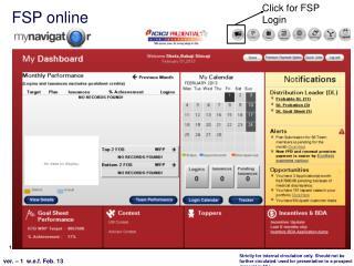 FSP online