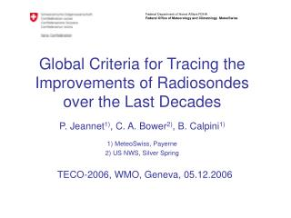 TECO-2006, WMO, Geneva, 05.12.2006