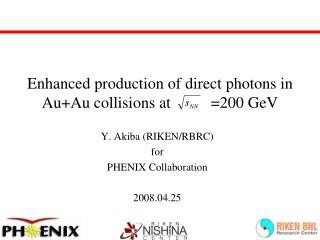 Enhanced production of direct photons in Au+Au collisions at          =200 GeV