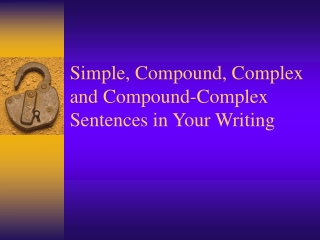 How do I use conjunctions to join words or sentences in my writing
