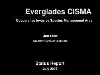 Everglades CISMA