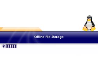 Offline File Storage