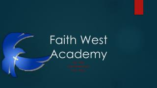 Faith West Academy