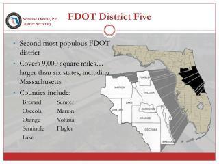 FDOT District Five