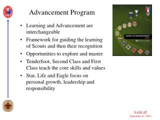 Advancement Program