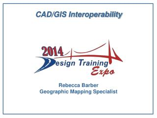 CAD/GIS Interoperability