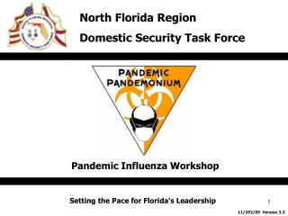 North Florida Region  Domestic Security Task Force