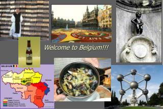 Welcome to Belgium!!!