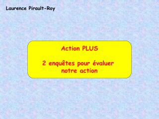 Laurence Pirault-Roy