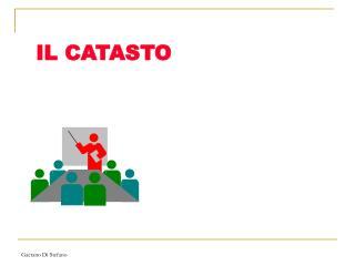 IL CATASTO