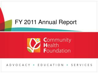 FY 2011 Annual Report