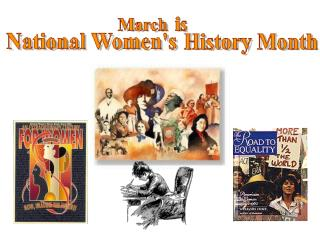 WOMEN'S HISTORY MONTH, 2000 By the President of the United States of America A Proclamation