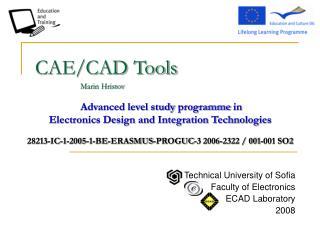CAE/CAD Tools