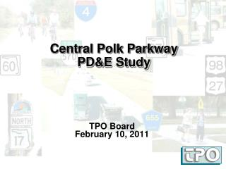Central Polk Parkway PD&E Study