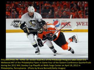 Best of NHL playoff action