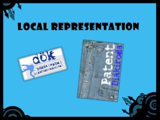 Local  Representation