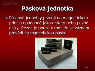 P�skov� jednotka